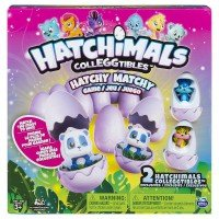 Настольная игра Memory Hatchimals и 2 фигурки