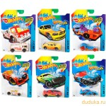 Машинка Hot Wheels Color Shifters 1:64 в ассортименте