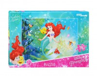 Пазлы Step Puzzle maxi Русалочка 2 Disney 24 элемента