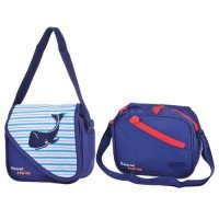 Сумка детская Step By Step Junior Alpbag Boys Blue whale