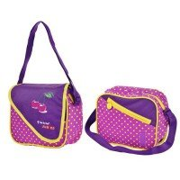 Сумка детская Step By Step Junior Alpbag Purple cherry