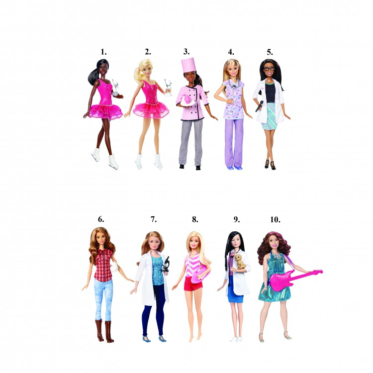 toy assignment barbie doll Find great deals on ebay for barbie doll toy and toys for barbie shop with confidence.
