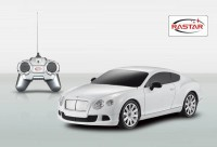 Машина р/у Bentley Continental GT speed 1:24 в ассортименте