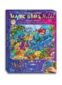 Мозаика Magic Gems Русалка