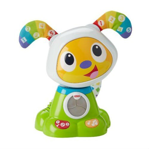 Интерактивный Щенок Робота Бибо  Fisher-Price