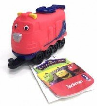 Паровозик Chuggington Джекман