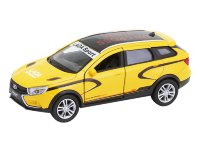 Модель машины Welly 1:34-39 Lada Vesta SW CROSS sport