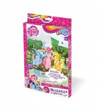 Мозаика сингл My little pony Пони