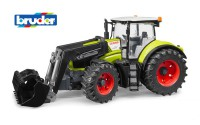 Трактор Bruder Claas Axion 950 c погрузчиком 1:16