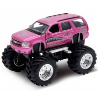Модель машины Welly 1:34-39 Chevrolet Tahoe Big Wheel Monster